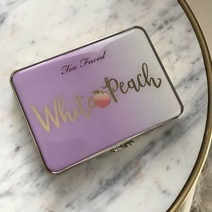 Too Faced Makeup - Too Faced White Peach 🍑 Eyeshadow Palette
